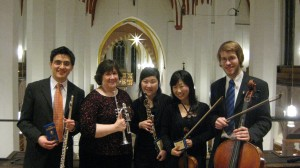 Bach soloists