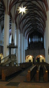 Thomaskirche organ