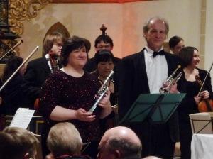 Elisa and Reinhard