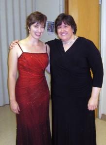 Lisa Vaupel and Elisa Koehler